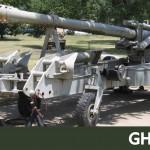 GH N45 155mm Howitzer